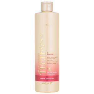 Avon Advance Techniques Colour Protection šampon pro barvené a poškozené vlasy 400 ml