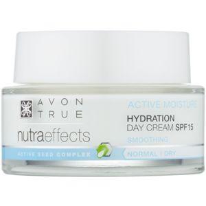 Avon True NutraEffects hydratační denní krém SPF 15 50 ml