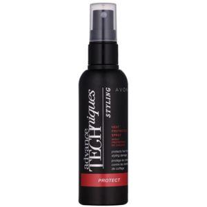 Avon Advance Techniques ochranný sprej pro tepelnou úpravu vlasů 100 ml