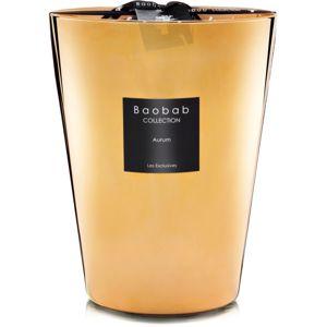 Baobab Les Exclusives Aurum vonná svíčka 24 cm