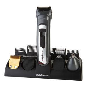 BaByliss For Men Multi 10 Titanium zastřihovač vlasů a vousů (E826E)