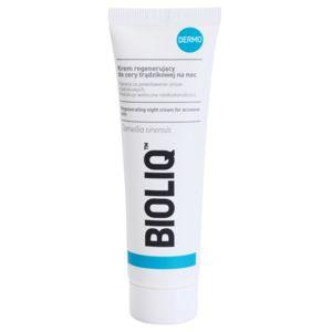 Bioliq Dermo regenerační noční krém na aknózní pleť 50 ml