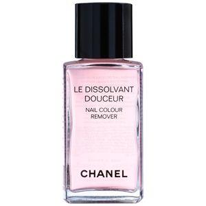 Chanel Le Dissolvant Douceur odlakovač na nehty s arganovým olejem 50 ml