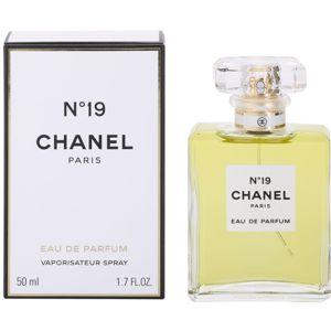Chanel N°19 parfémovaná voda s rozprašovačem pro ženy 50 ml
