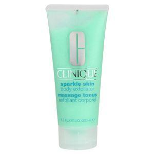 Clinique Sparkle Skin čisticí tělový peeling pro všechny typy pokožky 200 ml