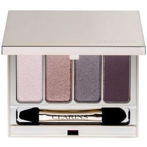 Clarins Eye Make-Up Palette 4 Couleurs paleta očních stínů odstín 02 Rosewood 6,9 g