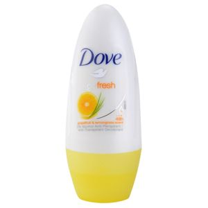 Dove Go Fresh Energize antiperspirant roll-on 48h grep a citronová tráva 50 ml