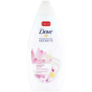 Dove Nourishing Secrets Glowing Ritual sprchový gel 500 ml