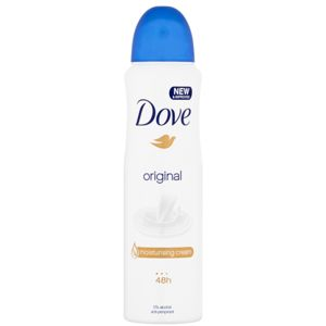 Dove Original deodorant antiperspirant ve spreji 48h 250 ml