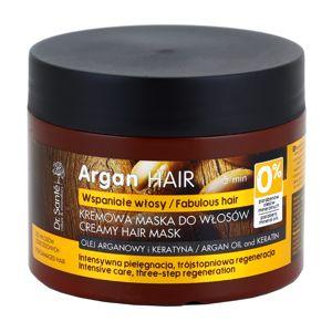 Dr. Santé Argan krémová maska pro poškozené vlasy 300 ml