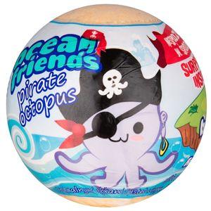 EP Line Ocean Friends šumivá koule do koupele s figurkou 140 g