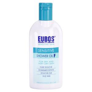 Eubos Sensitive sprchový olej pro suchou až velmi suchou pokožku 200 ml