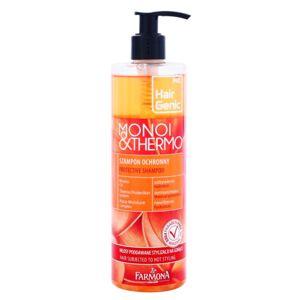 Farmona Hair Genic Monoi & Thermo ochranný šampon pro tepelnou úpravu vlasů 410 ml