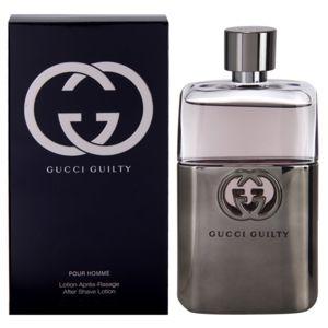 Gucci Guilty Pour Homme voda po holení pro muže 90 ml