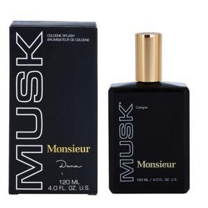 Houbigant Monsieur Musk kolínská voda pro muže 120 ml