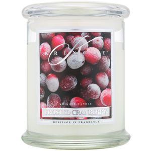 Kringle Candle Frosted Cranberry vonná svíčka 411 g