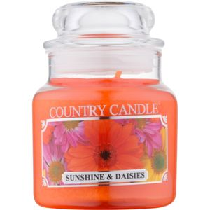 Country Candle Sunshine & Daisies vonná svíčka 104 ml
