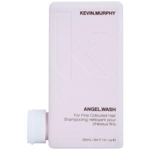 Kevin Murphy Angel Wash zkrášlující a regenerační šampon pro jemné, barvené vlasy 250 ml