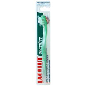 Lacalut Sensitive zubní kartáček soft Green