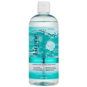 Lirene Micel Pure Matt micelární voda s minerály z Mrtvého moře 400 ml