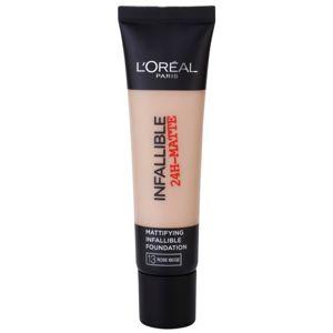 L'Oréal Paris Infallible matující make-up odstín 13 Rose Beige 35 ml
