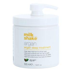 Milk Shake Argan Oil olejová péče pro všechny typy vlasů 500 ml
