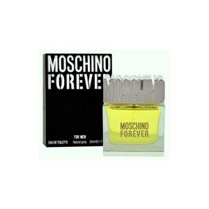 Moschino Forever toaletní voda pro muže 50 ml