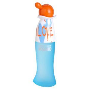 Moschino I Love Love deodorant s rozprašovačem pro ženy 50 ml