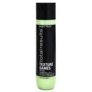 Matrix Total Results Texture Games stylingový kondicionér s polymery 300 ml