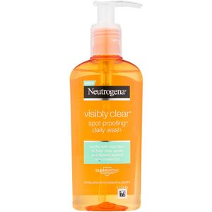 Neutrogena Visibly Clear Spot Proofing čisticí pleťový gel 200 ml