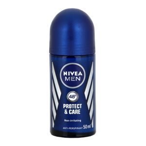 Nivea Men Protect & Care antiperspirant roll-on pro muže 50 ml