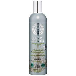 Natura Siberica Natural & Organic vyživující šampon pro všechny typy vlasů 400 ml