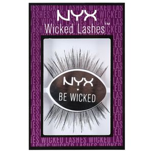 NYX Professional Makeup Wicked Lashes nalepovací řasy Fatale