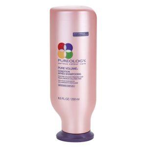 Pureology Pure Volume objemový kondicionér pro jemné, barvené vlasy 250 ml