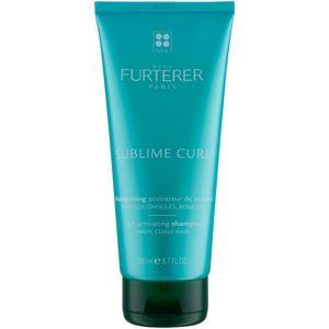 René Furterer Sublime Curl šampon pro podporu přirozených vln 200 ml