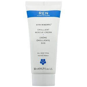REN Vita Mineral intenzivně hydratační a zvláčňující krém 50 ml