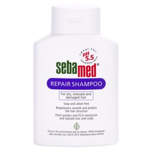 Sebamed Hair Care regenerační šampon pro suché a poškozené vlasy 200 ml