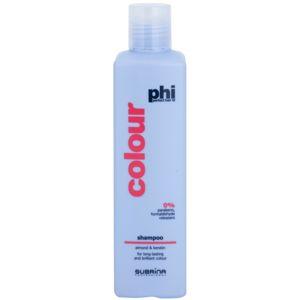 Subrina Professional PHI Colour šampon na ochranu barvy s výtažky z mandlí 250 ml