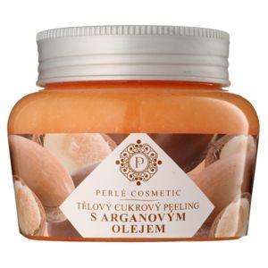 Topvet Body Scrub cukrový peeling s arganovým olejem 200 g
