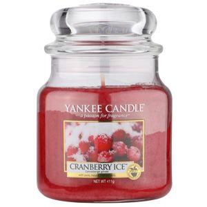 Yankee Candle Cranberry Ice Classic střední 411 g