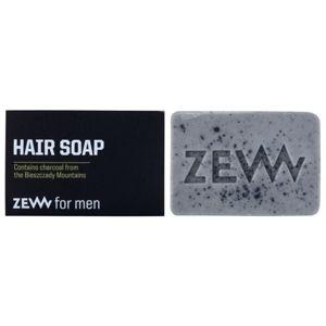 Zew For Men tuhé mýdlo na vlasy 85 ml